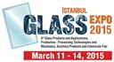 We were in Istanbul Glass Expo 2015!